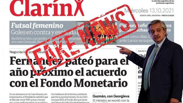 Alberto y empresarios confirman que el acuerdo con el FMI no se postergó para el año que viene