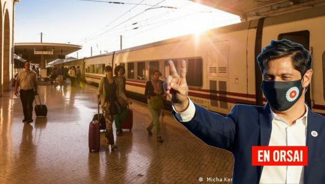 La UE ofrece 60.000 billetes de tren gratuitos a jóvenes para viajar por toda Europa