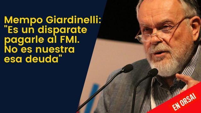 Mempo Giardinelli: