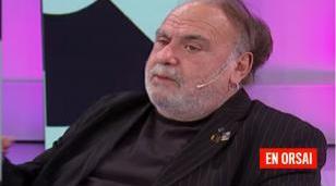 "Jorge Alemán: ""La derecha tradicional perdió la rienda"""