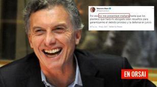 Macri no se presentará ante la justicia a declarar en la indagatoria por la causa de espionaje a familiares del ARA San Juan