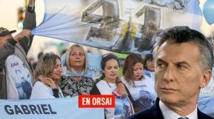 """Los familiares de las víctimas del ARA San Juan podrían volver a solicitar que se lo declare a Macri en """"rebeldía"""""""